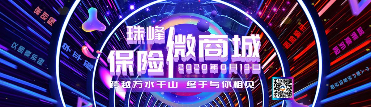珠峰保险微商城